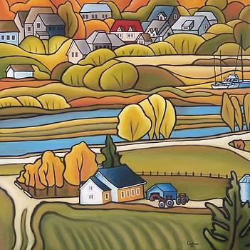 Baie-St-Paul no. 3 by Josiane Gagnon