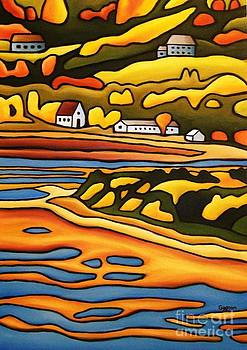 Baie-St-Paul no. 4 by Josiane Gagnon