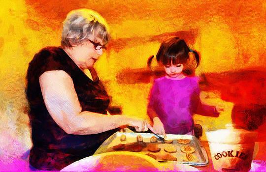Nikki Marie Smith - Baking Cookies with Grandma