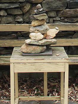Casey Roche - Balancing Stones