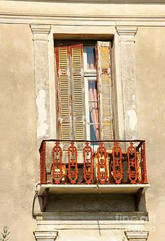 Balcony by Maria Varnalis