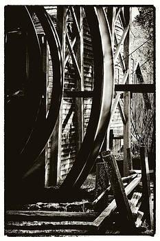Bale Grist Mill by Laszlo Rekasi