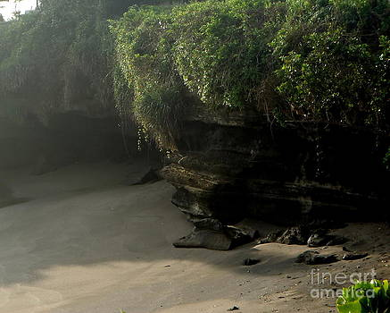 Balinese Cove by Samantha Mills