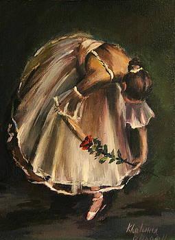 Ballerina Girl  by Khatuna Buzzell