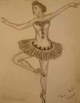 Ballerina by Maria Medina
