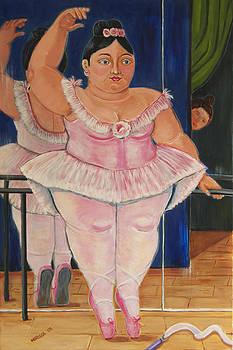 Ballerina by Marisol DAndrea