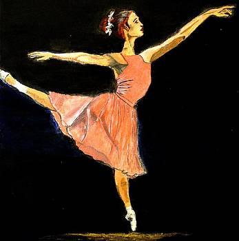 Ballerina by Salomi Prakash
