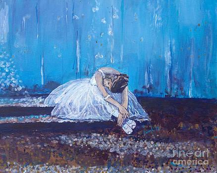 Ballet in Dallas Texas by Dinah Anaya