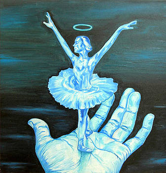 Ballet in the palm by Tomy Joseph