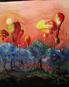 Balloon Fantasy by David Ignaszewski
