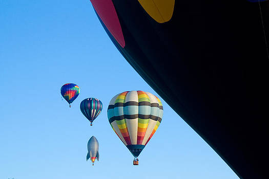 Balloon Festival by Rick Otto