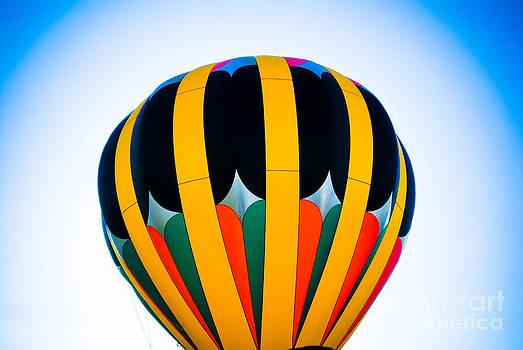 Balloon by Leaetta Mitchell