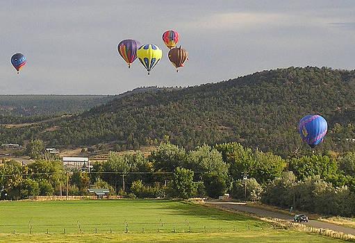 FeVa  Fotos - Balloons Over Mancos