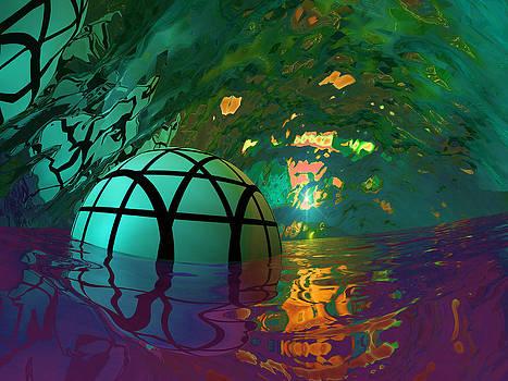 Balltunnel by Erik Tanghe
