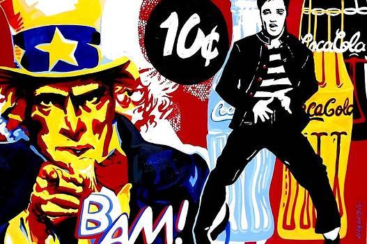 Bam by Lelia DeMello