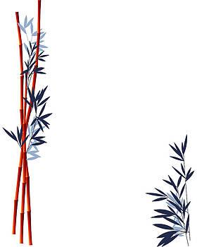 Bamboo Frame by Jeremy Allen