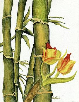 Bamboo Paradise by Norma Gafford