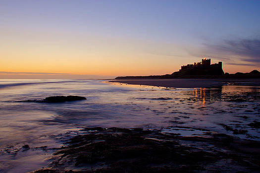 David Pringle - Bamburgh Castle Sunrise