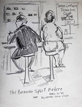 Banana Splits by Aileen Markowski