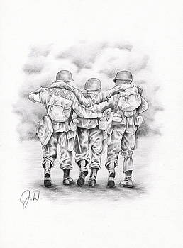 Band Of Brothers by Jamie Warkentin