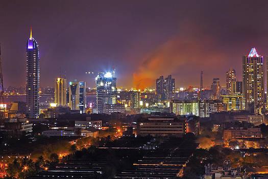 Kantilal Patel - Bandra Fire Nightsky Shades