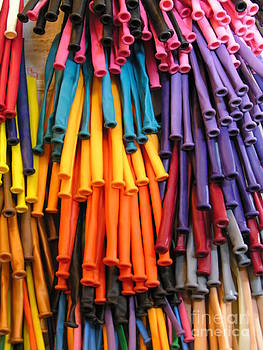 Bands of Color by Diane Greco-Lesser