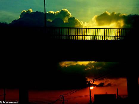 Bangkok someday by Kornrawiee Miu Miu