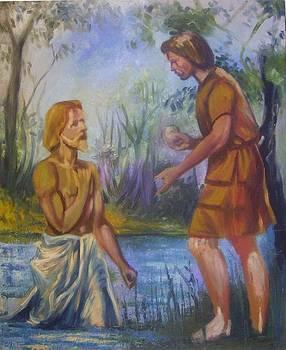 Baptism by Stephen Achugwo