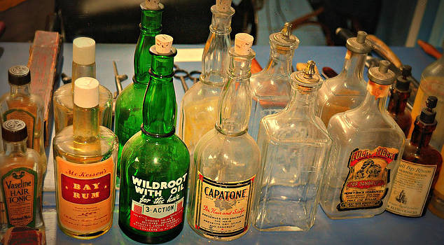 Marty Koch - Barber Bottles