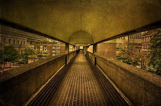 Barbican Walk by Tim Kahane