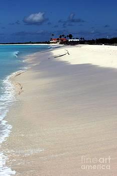 Sophie Vigneault - Barbuda Island