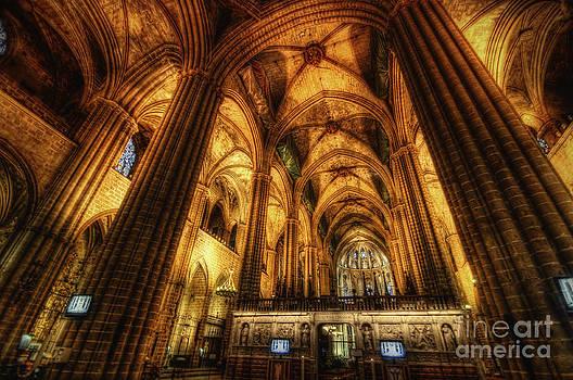 Yhun Suarez - Barcelona Cathedral