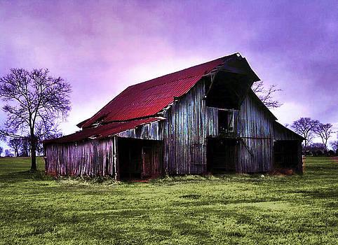 Barn by Robert Weber