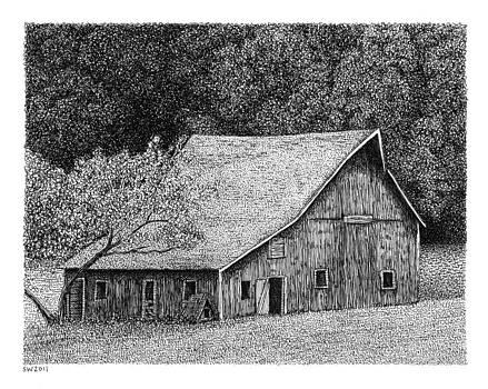 Barn by Scott Woyak