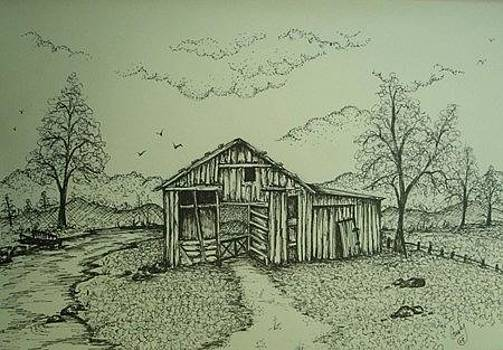 Barn2 by Cristy Crites