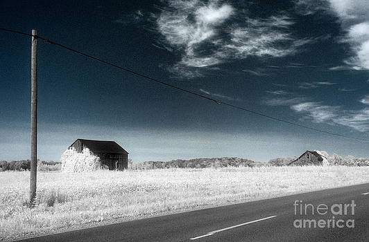 Jeff Holbrook - Barns by the Highway