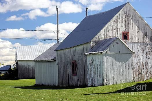 Sophie Vigneault - Barns in Quebec