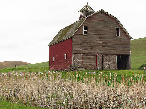 Barns of the Palouse 3 by Tony and Kristi Middleton
