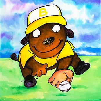 Scott Nelson - Baseball Dog 3