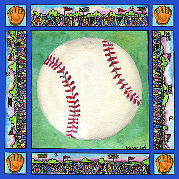 Baseball by Pamela  Corwin