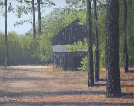 Bashful Barn by Linda Krupp
