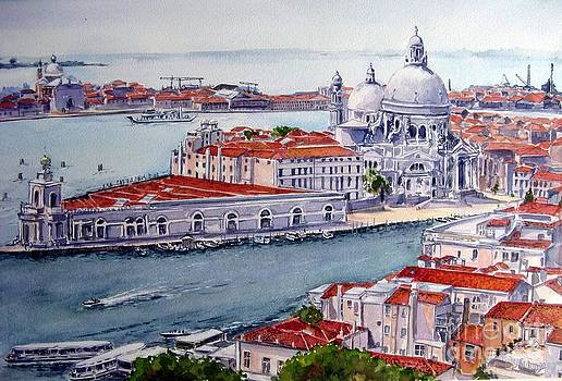Basillica di Santa Maria della Salute by Ronald Tseng