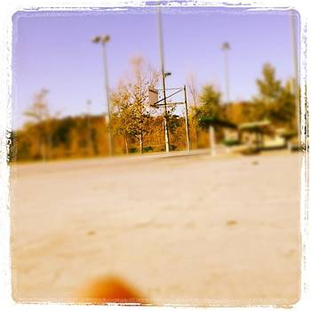 #basketball 🏀❤ Gonna Shoot Around by Nena Alvarez