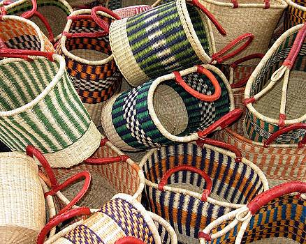 Baskets by Diana McClure