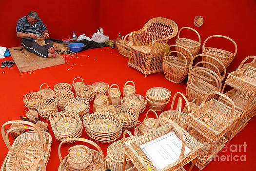 Gaspar Avila - Basketwork