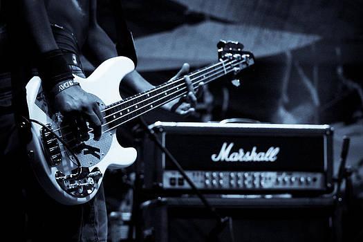 Bass Guitar  by Svetoslav Nikolov