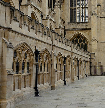 Nick Field - Bath Abbey