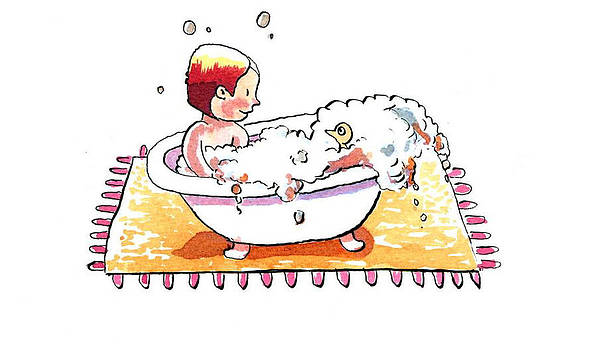Paul Mitchell - Bath Time