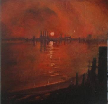 Paul Mitchell - Battersea Mist