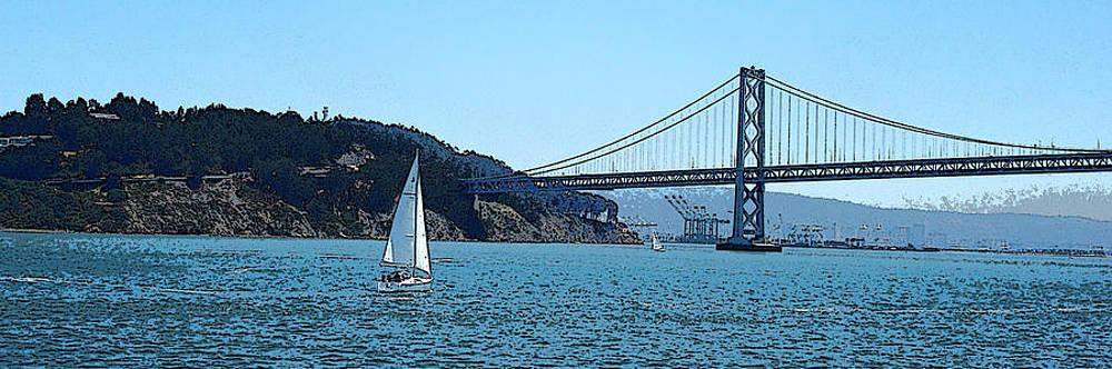 Bay Bridge by Michelle Claudio